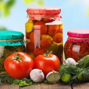Прочие овощи