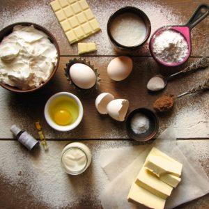 Готовые кондитерские и пекарские смеси