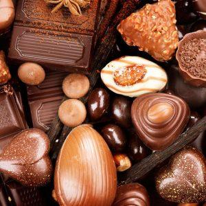 Шоколадная Глазурь и пралине